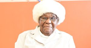"""""""Mother Dora'' Celebrates And Shows Her Fitness At 106"""