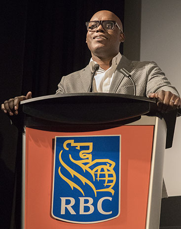 "Toronto International Film Festival (TIFF) Artistic Director, Cameron Bailey, the recipient of an African Canadian Achievement Award for Excellence in the Arts and Entertainment in 2014, says part of the thrill of ""Moonlight"" is the process of discovery. Photo contributed."