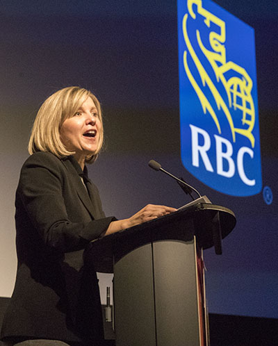 RBC's Kris Depencier, Regional President for Greater Toronto. Photo contributed.