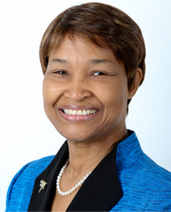 Caribbean Telecommunications Union Secretary General, Bernadette Lewis. Photo contributed.