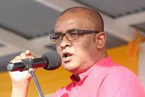 Guyana Opposition Leader, Bharat Jagdeo.