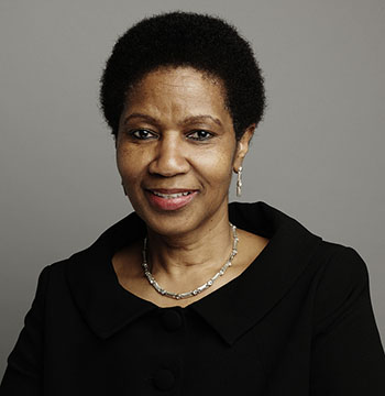 Dr. Phumzile Mlambo-Ngcuka, Under-Secretary-General and Executive Director of UN Women. Photo credit: UN Women.