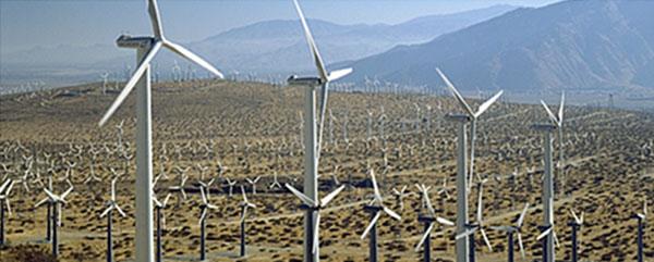 Lake Turkana Wind Power Project. Photo credit: Media commons.