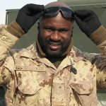 """""""You Can't Fill A Bucket From The Top"""" Says Decorated Jamaica-born Canadian Soldier"""