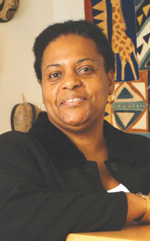 Margaret Parsons, Executive Director of the African Canadian Legal Clinic (ACLC). Photo contributed.