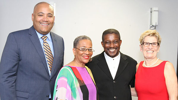 """African Canadian Achievement Awards Of Excellence Gala Celebrated """"Contemporary Black History-Makers"""""""