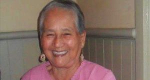 Mrs. Elaine Esther Williams Passes On, Peacefully