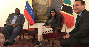 Venezuela And OECS Discuss Stronger Security Measures For Region