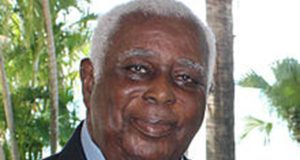 National Day Of Mourning And State Funeral For Former St. Kitts-Nevis Governor General
