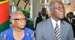 Former St. Kitts-Nevis Governor Dies