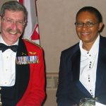Retired Black Female Canadian Armed Forces Sergeant Continues To Make A Difference
