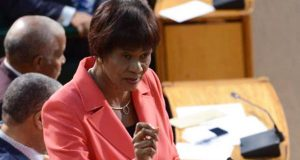 Former Jamaica Prime Minister, Portia Simpson Miller, Bows Out Of Politics