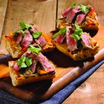 Welcome Back Grilling Season With A Steak Sandwich