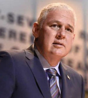 St. Lucia Prime Minister, Allen Chastanet. Photo courtesy of CARICOM.