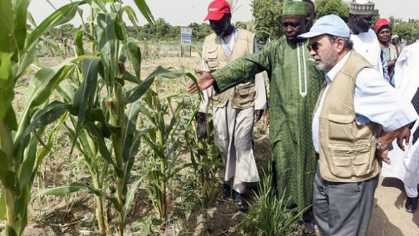 World Must Act Now On Lake Chad Basin Crisis, Says UN's FAO Director-General Graziano da Silva
