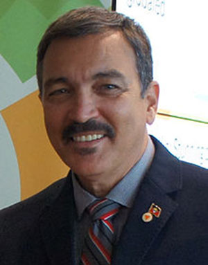 Charles Fernandez, Antigua and Barbuda's Minister of Foreign Affairs. Photo credit: United Nations Industrial Development Organization.
