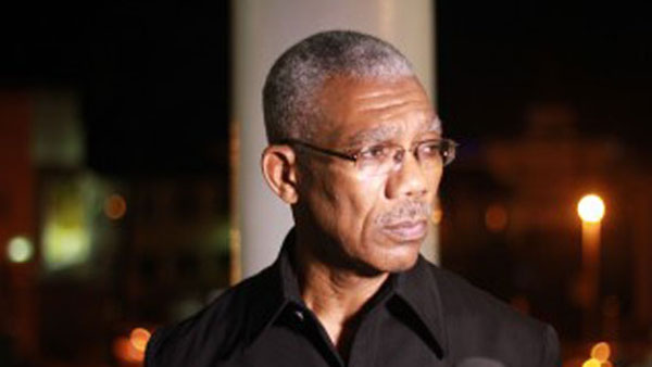 Guyana President David Granger Speaks On ExxonMobil's Oil Bonus Payment