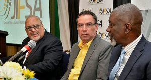 Jamaica Looking For Benefits From Financial Services Sector