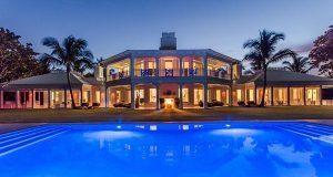 Celine Dion's Florida Water Park Mansion Sold