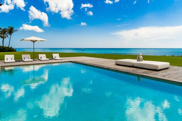 Celine Dion's Florida home 5