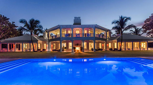 Celine Dion's Florida Water Park Mansion Sold