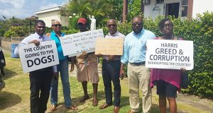 Protesters Call On St. Kitts Prime Minister To Address China Fugitive Issue
