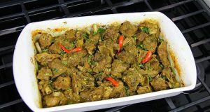 Amazing Curry Duck Done In The Oven
