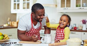 Why Messy Cooking Is Good For Kids