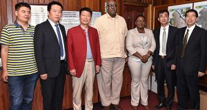 Chinese Business Delegation Interested In Guyana Natural Resources Sector