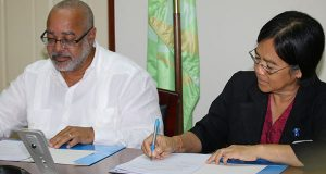 OECS Commission And UNICEF Sign Cooperation Agreement