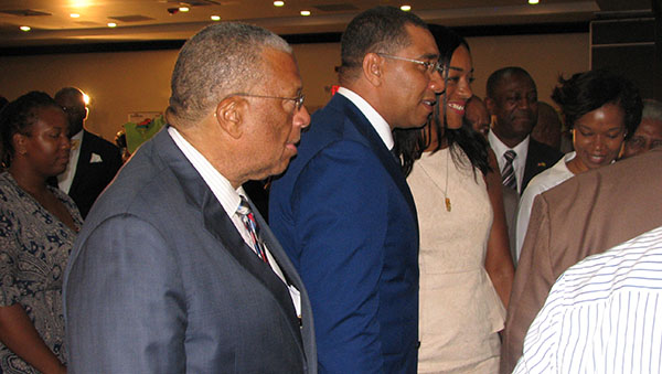 Jamaica PM And Opposition Leader Display Consensus In Recognising Importance Of Diaspora