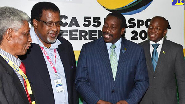Jamaica National Security Minister Assures Diaspora Crime Being Curtailed By Government