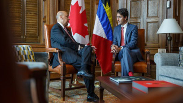Antigua Takes Steps To Further Strengthen Relations With Canada