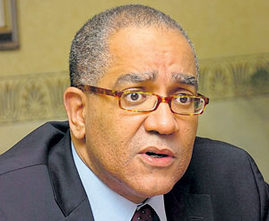 Brian Wynter, Bank of Jamaica Governor.