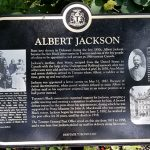 Late last month, Heritage Toronto unveiled a plaque honouring the legacy of Albert Jackson. The plaque, which is located in the courtyard of 26 Lombard Street, depicts the struggle and victory of Albert Jackson for all to see.