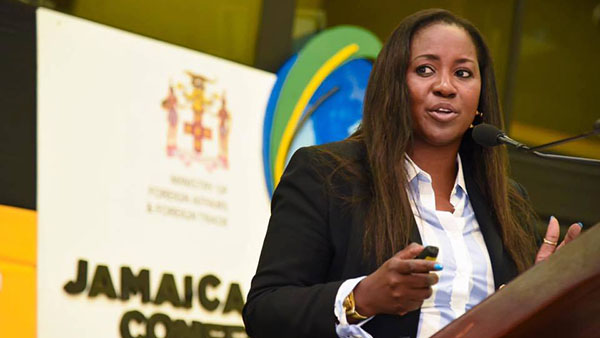 Marketing Guru, Nadine Spencer, Establishes Worldwide Brand