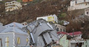 """""""At Least We Survived,"""" Says British Virgin Islands Resident, After Hurricane Irma Plowed Through His Homeland"""