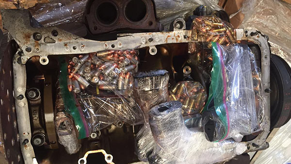 Barbados Police Seize Guns And Ammunition From Trinidad And Tobago