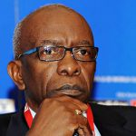 "Former Trinidad and Tobago Minister and FIFA VP, Jack ""Austin"" Warner."