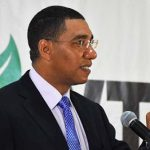 "Jamaica Prime Minister, Andrew Holness, noted that tourism in Jamaica ""has the potential to stimulate wide-scale economic activity, drive new growth in our communities and earn billions of dollars in foreign exchange"". JIS file photo."
