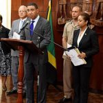 Jamaica PM Names First Zone Of Special Operations Aimed At Reducing Murders