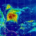 Hurricane Jose Remains Powerful Storm Heading Towards The Leeward Islands
