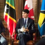 Organisation Of Eastern Caribbean States Monetary Delegation Visiting Canada