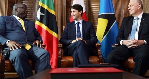 Prime Minister Justin Trudeau Pledges Canada's Long-term Support To Eastern Caribbean Countries