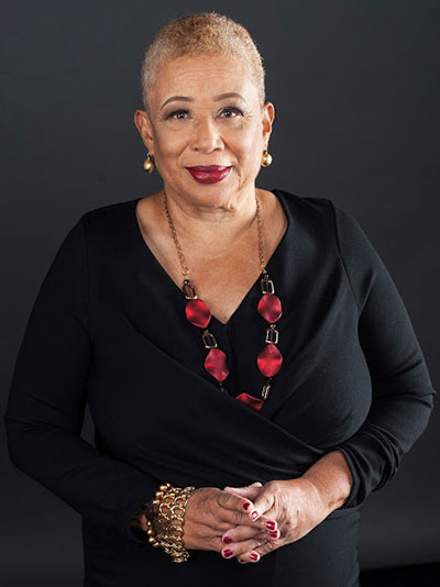 Sandra Whiting, storyteller and motivational speaker. Photo contributed.