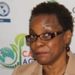 Lystra Fletcher-Paul, Deputy Sub-regional coordinator for the Caribbean for the Food and Agriculture Organization's (FAO),  noted that with rural areas now being targeted, financial support for small farmers will be critical to the success of this initiative. Photo credit: www.demerawaves.com