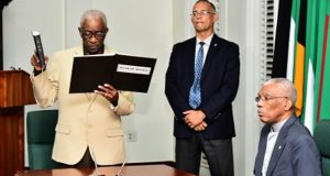 President Granger Appoints New Guyana Elections Commission Chairman