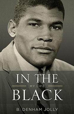 In the Black cover art -- Denham Jolly