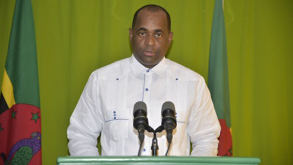 Dominica PM Urges Businesses To Use Insurance Payments To Help Re-build Country