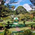 The Botanical Gardens, a tourist attraction in St. Vincent and the Grenadines.